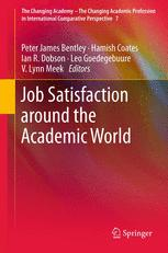Job Satisfaction around the Academic World