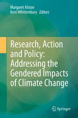 Research, Action and Policy: Addressing the Gendered Impacts of Climate Change