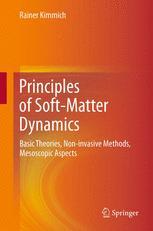 Principles of Soft-Matter Dynamics