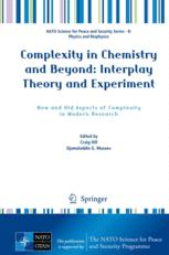 Complexity in Chemistry and Beyond: Interplay Theory and Experiment