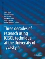 Three decades of research using IGISOL technique at the University of Jyväskylä