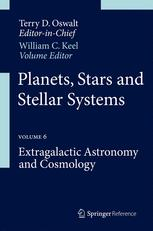 Planets, Stars and Stellar Systems