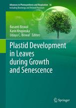 Plastid Development in Leaves during Growth and Senescence