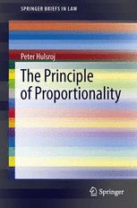 The Principle of Proportionality
