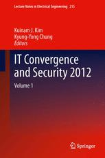 IT Convergence and Security 2012