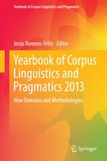 Yearbook of Corpus Linguistics and Pragmatics 2013
