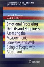 Measurement of alexithymia springerlink emotional processing deficits and happiness fandeluxe Images