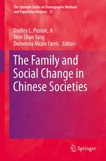 The Family and Social Change in Chinese Societies