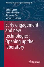 Early engagement and new technologies: Opening up the laboratory