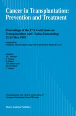 Cancer in Transplantation: Prevention and Treatment