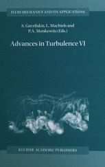 Advances in Turbulence VI