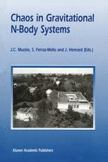 Chaos in Gravitational N-Body Systems