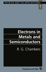 Electronics in Metals and Semiconductors