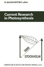 Current Research in Photosynthesis