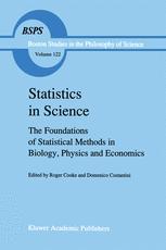 Statistics in Science