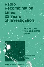 Radio Recombination Lines: 25 Years of Investigation