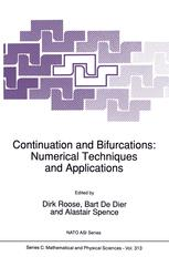 Continuation and Bifurcations: Numerical Techniques and Applications