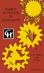 Energy Nutrition in Ruminants