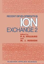 Recent Developments in Ion Exchange