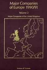 Major Companies of Europe 1990/91