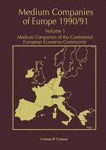 Medium Companies of Europe 1990/91