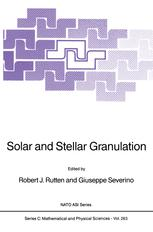 Solar and Stellar Granulation