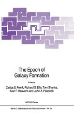 The Epoch of Galaxy Formation