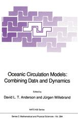 Oceanic Circulation Models: Combining Data and Dynamics