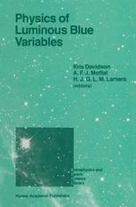 Physics of Luminous Blue Variables