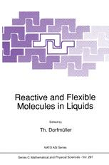Reactive and Flexible Molecules in Liquids
