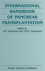 International Handbook of Pancreas Transplantation