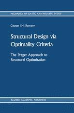 Structural Design via Optimality Criteria