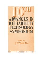10th Advances in Reliability Technology Symposium