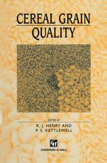 Cereal Grain Quality
