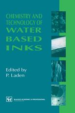 Chemistry and Technology of Water Based Inks