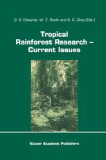 Tropical Rainforest Research — Current Issues