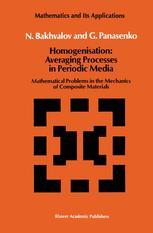 Homogenisation: Averaging Processes in Periodic Media