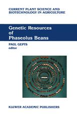 Genetic Resources of Phaseolus Beans