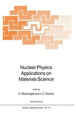 Nuclear Physics Applications on Materials Science