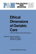 Ethical Dimensions of Geriatric Care