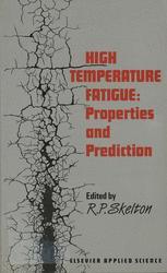 High Temperature Fatigue