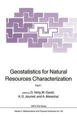 Geostatistics for Natural Resources Characterization