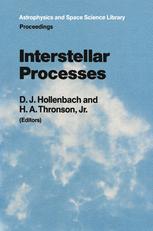 Interstellar Processes