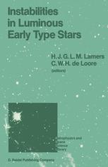 Instabilities in Luminous Early Type Stars