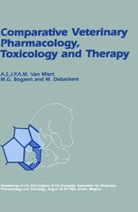 Comparative Veterinary Pharmacology, Toxicology and Theraphy
