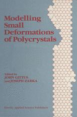 Modelling Small Deformations of Polycrystals