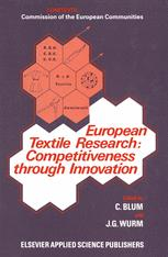 European Textile Research: Competitiveness Through Innovation