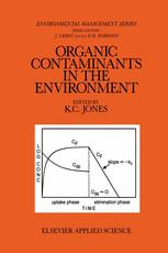 Organic Contaminants in the Environment