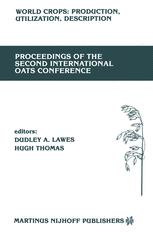 Proceedings of the Second International Oats Conference