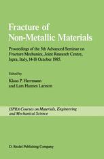 Fracture of Non-Metallic Materials
